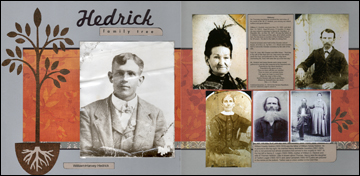 Hedrick Family Tree